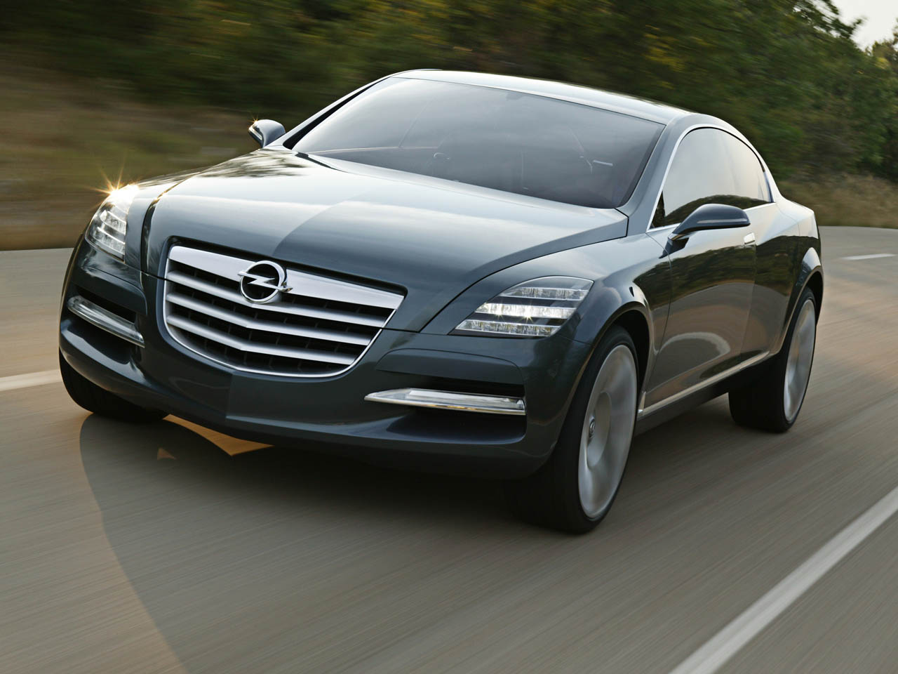 Opel собрал 500 тыс. Insignia